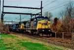 CSX 7660-9050-7921-5000 on lite engine move X037